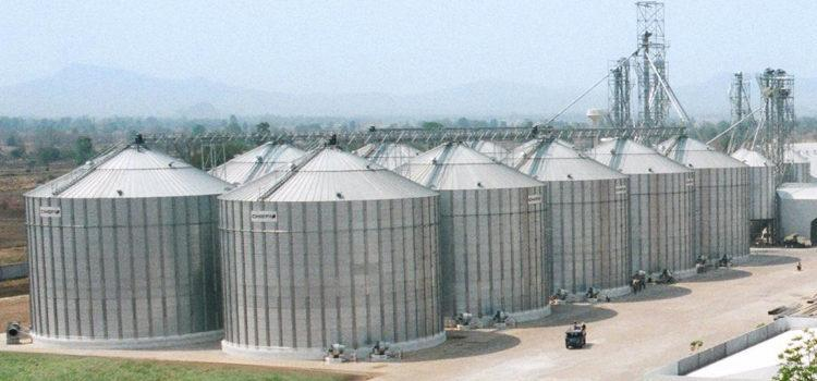 Grain-Handling-Storage